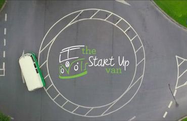 Startup Van Promo