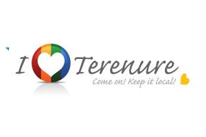 I Love Terenure Promotion Logo