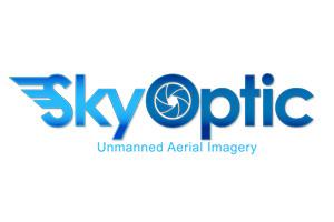 SkyOptic Aerial Imagery logo