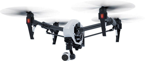 DJI Inspire 1 aerial drone