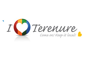 I Love Terenure Promotion Logo